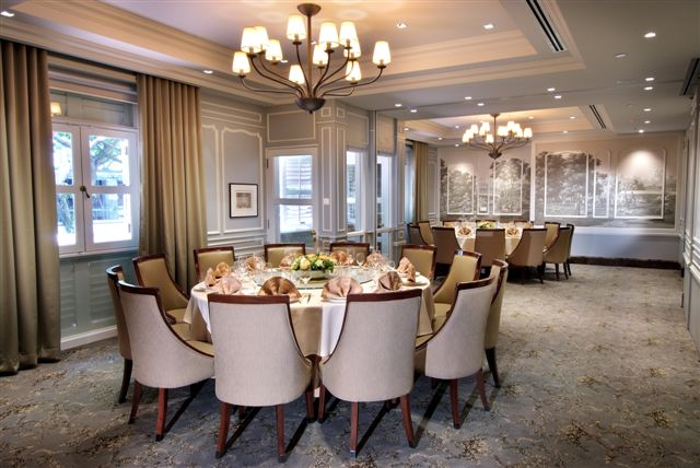 private dining suites - Lei Garden