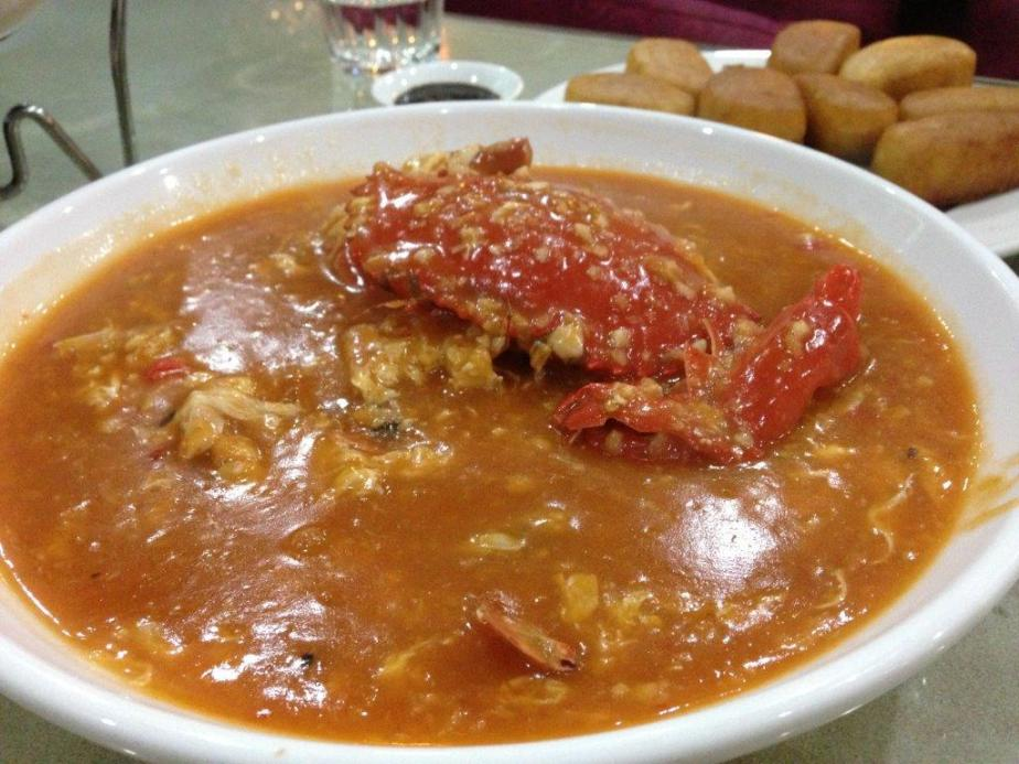 Chilli Crab - Shell is around 12cm in length and this one crabs costed me RMB208. Taste is pretty good and crab is fresh.