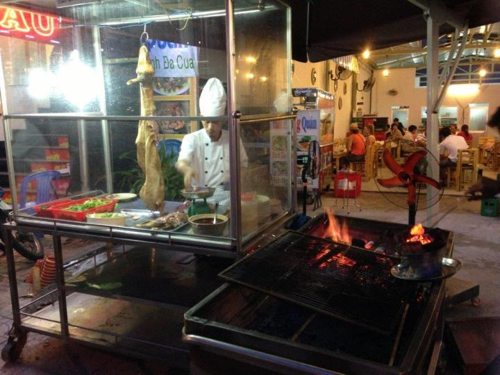 BBQ Goat... which is their specialty and I didn't order cos of the company I was with...