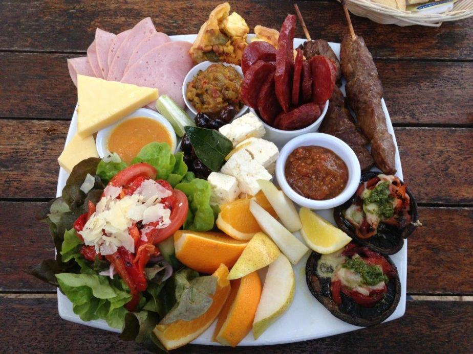 Berry Farm Taste Plate For Two @ AUD$40
