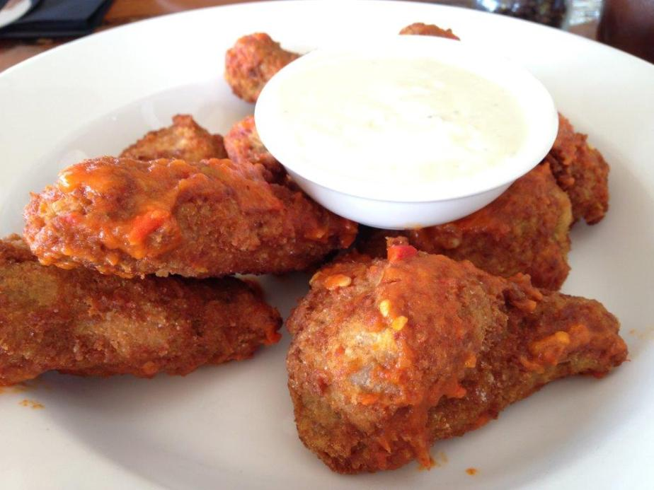 Ok only Buffalo Style Spicy Wings for AUD$14.50. But really spicy, which I like! :)