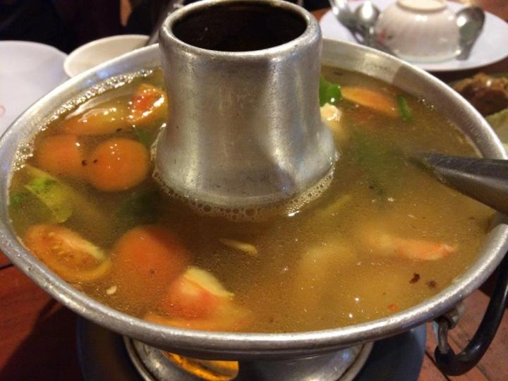 Tom yum soup is not good