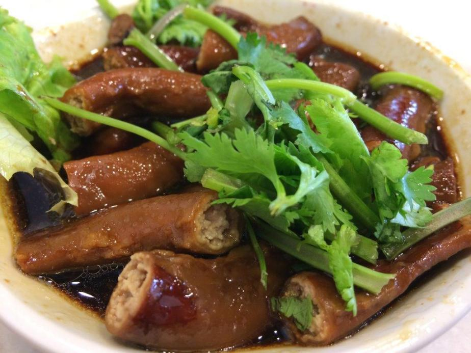 Braised small intestines. Really nice and good portioning! - S$6.50