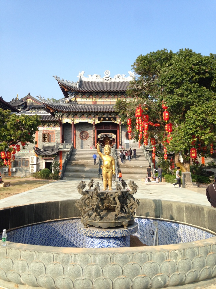 Temple donated by 2 Hong Kongers