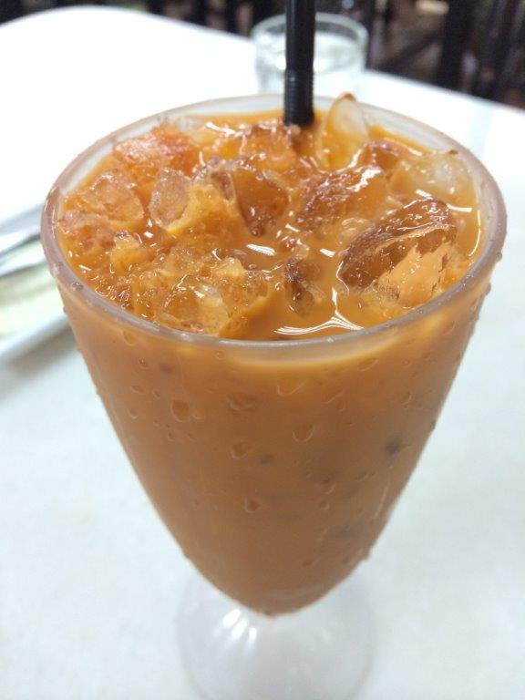 Thai Ice Tea - Wah really miss this. I asked for not so sweet, so it was good for me!