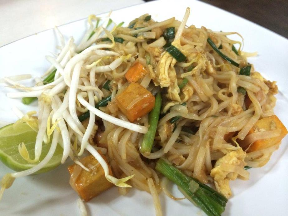 Phad Thai $4, my mum's favourite! Not too bad.
