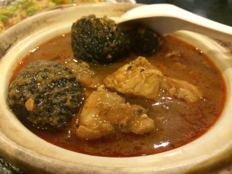 Ayam Buah Keluak - A true authentic Peranakan dish of chicken with keluak which is a black nut with hard shell and has piquant liquid inside that oozes out. This dish is a super troublesome dish to prepare as the frying of the spices (rempah) alone may take half a day. Taste a little robust for some but once you've tried it, you'll yearn for it.