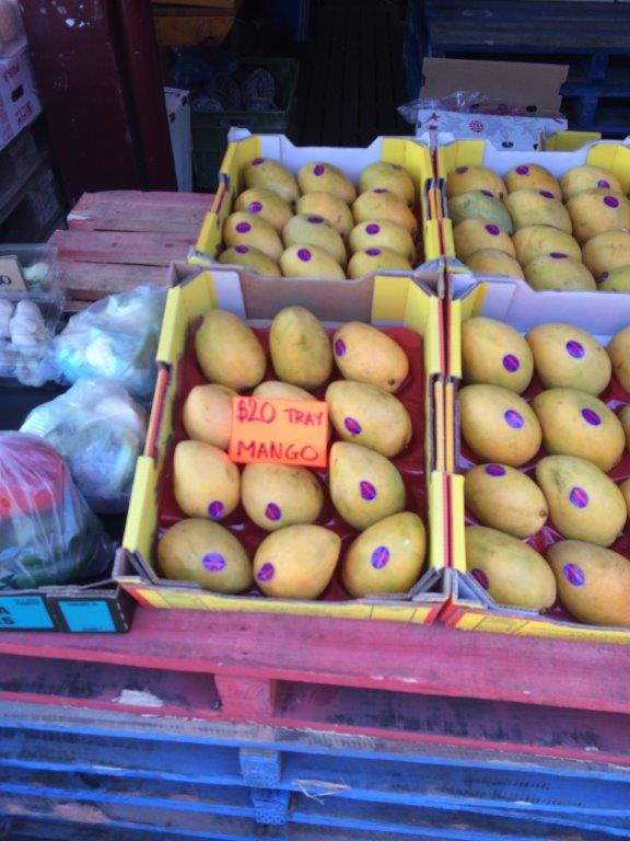 Love these mangoes!