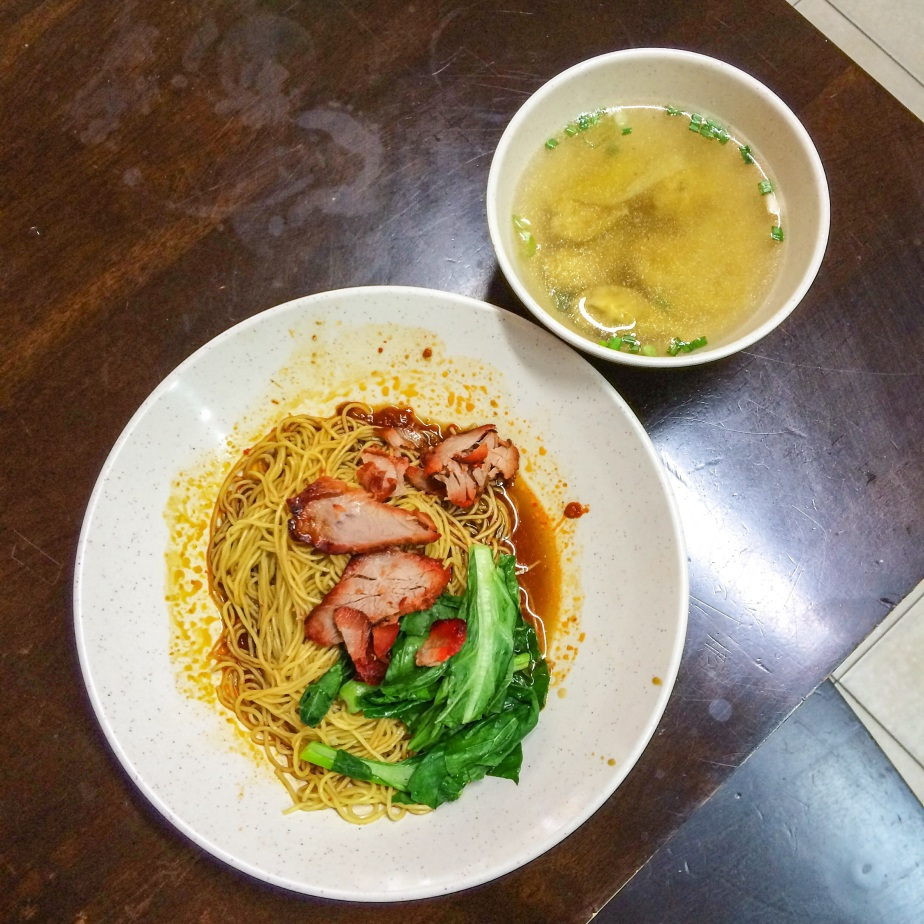 Angmoh Noodle House 红毛面家 – Joo Chiat, Singapore