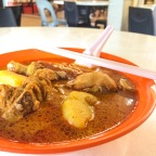 Curry Chicken Noodle – Hougang, Singapore