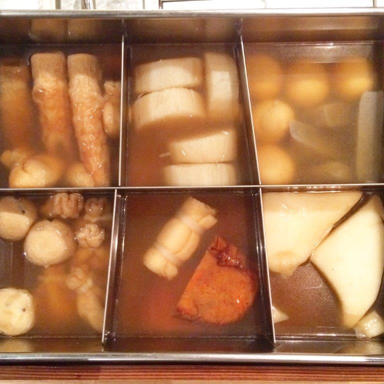 Yummy Oden. Reminds me of Japan. These items inside needs to be cooked and soak overnight. That's how wonderful the flavour would get.