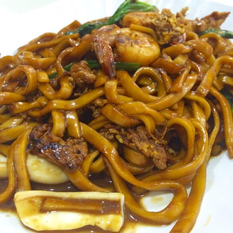 Seafood Hokkien Mee ($4.50). love this a lot as it is quite close to the ones I had in Kuala Lumpur.