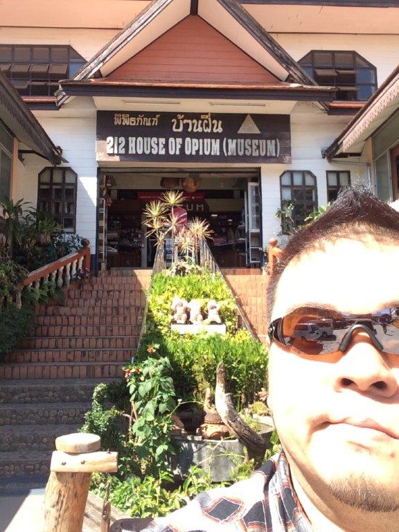 Arrived at House of Opium