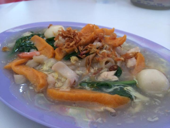 Their version of hor fun 15000Rp. Not as tasty as SG ones.