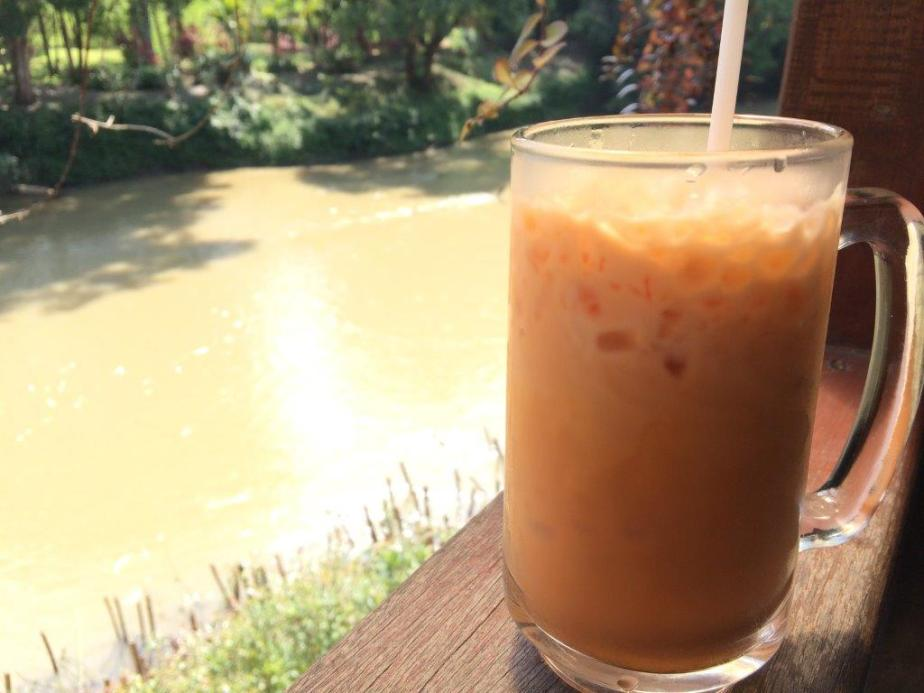 Ice Thai Milk Tea