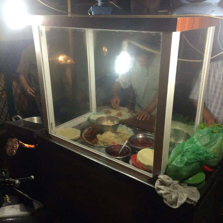 6th stop. Famous Poh Piah Jose Rizal. Located at Jalan Jose Rizal, for 40 years already!