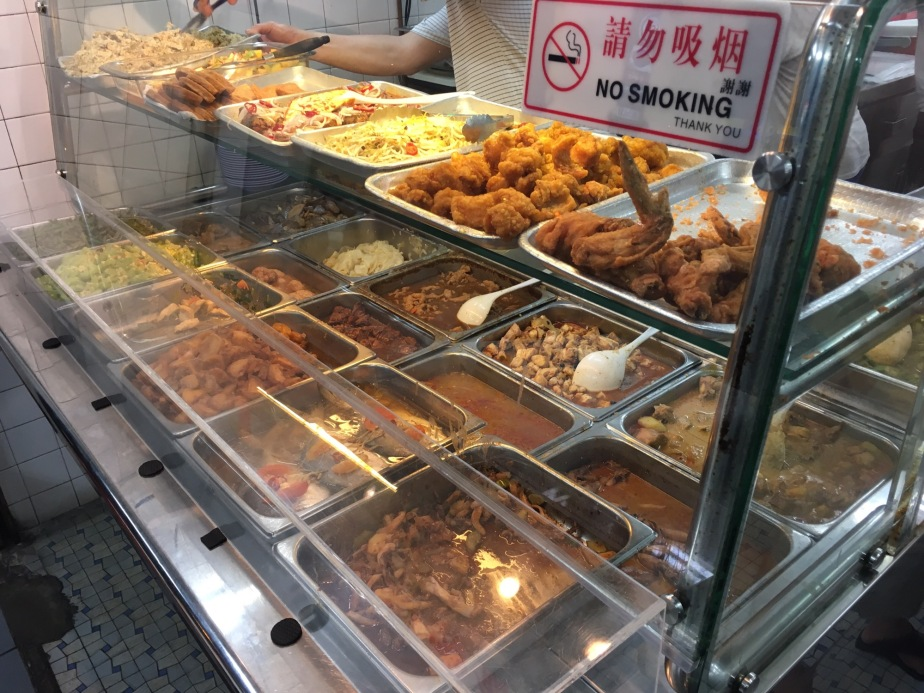 SIN CHIE TOKE HUAN HAINANESE CURRY RICE – UPPER SERANGOON, SINGAPORE