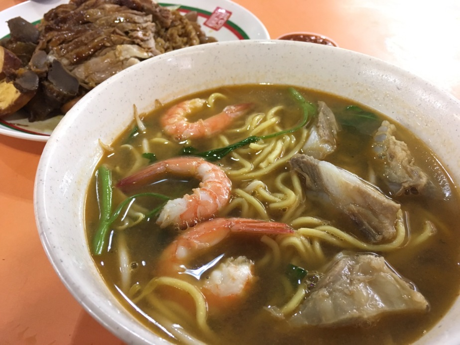 SG PRAWN NOODLES – HAIG ROAD, SINGAPORE