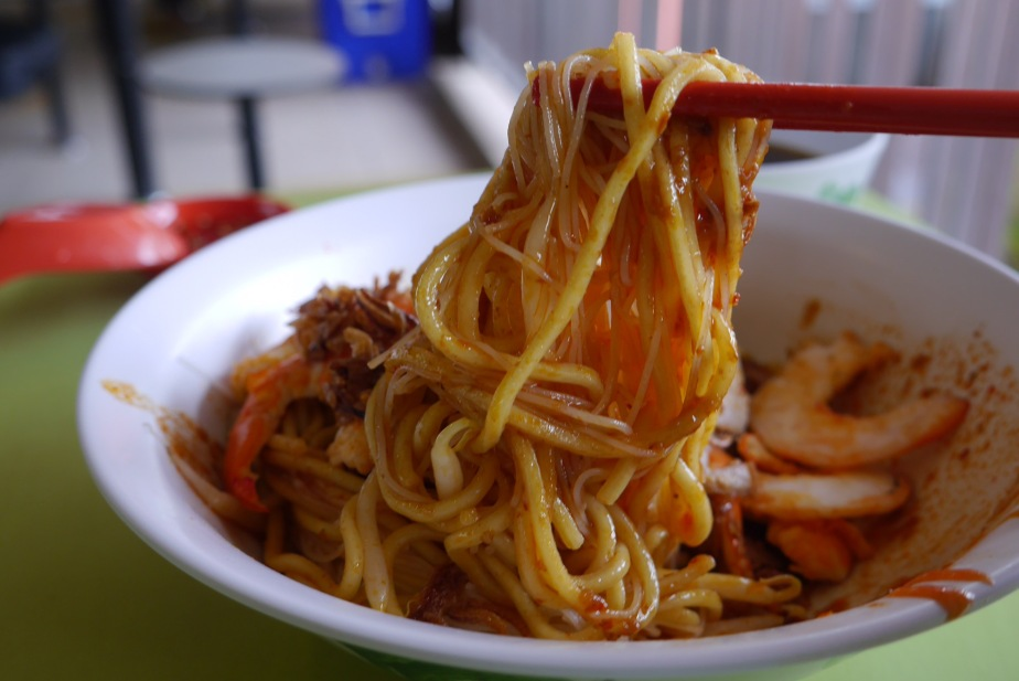 545 WHAMPOA PRAWN NOODLES – BUFFALO ROAD, SINGAPORE