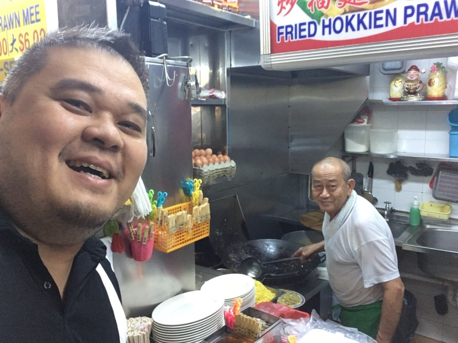 HAVELOCK RD BLK 50 FRIED HOKKIEN PRAWN MEE – JALAN BUKIT MERAH, SINGAPORE