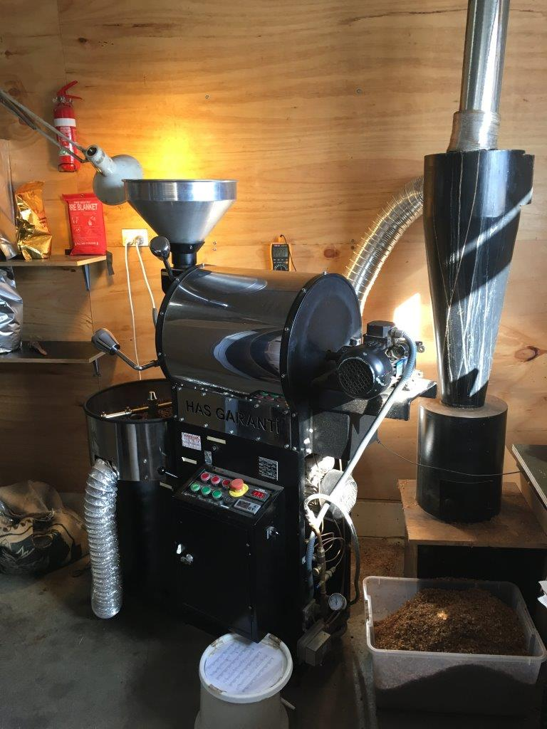 Little roaster is good enough!